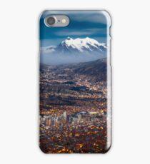 La Paz Night iPhone Case/Skin