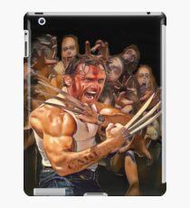Weapon rick iPad Case/Skin