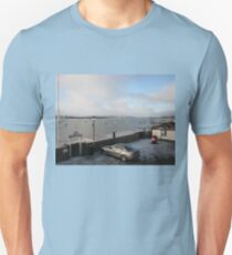 Winter Sunrise over the River Crouch Unisex T-Shirt