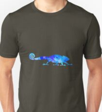 Abstract Chameleon Reptile T-Shirt