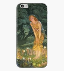 Edward Robert Hughes - Midsummer Eve iPhone Case