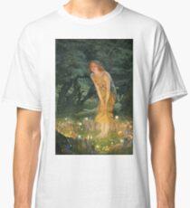 Edward Robert Hughes - Midsummer Eve Classic T-Shirt