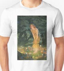 Edward Robert Hughes - Midsummer Eve T-Shirt