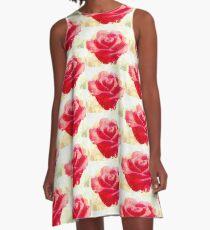 Claira's Rose A-Line Dress