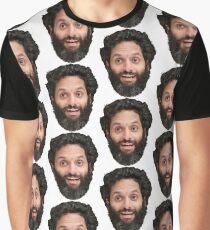 Jason Mantzoukas Graphic T-Shirt