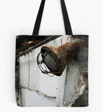 Rust Out Tote Bag
