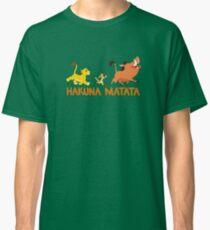 Camiseta clásica Hakuna Matata