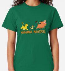 Hakuna Matata Classic T-Shirt