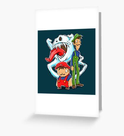Haunted Kingdom Greeting Card