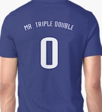 MR. TRIPLE DOUBLE Unisex T-Shirt