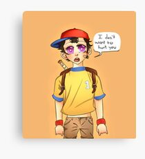 Ness Earthbound Canvas Print