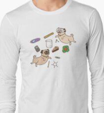 STEM Pugs Long Sleeve T-Shirt