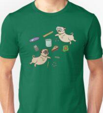 STEM Pugs Unisex T-Shirt