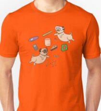 STEM Pugs T-Shirt