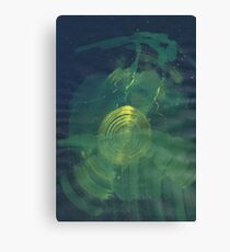 Hills - 0002 - The Green Canvas Print