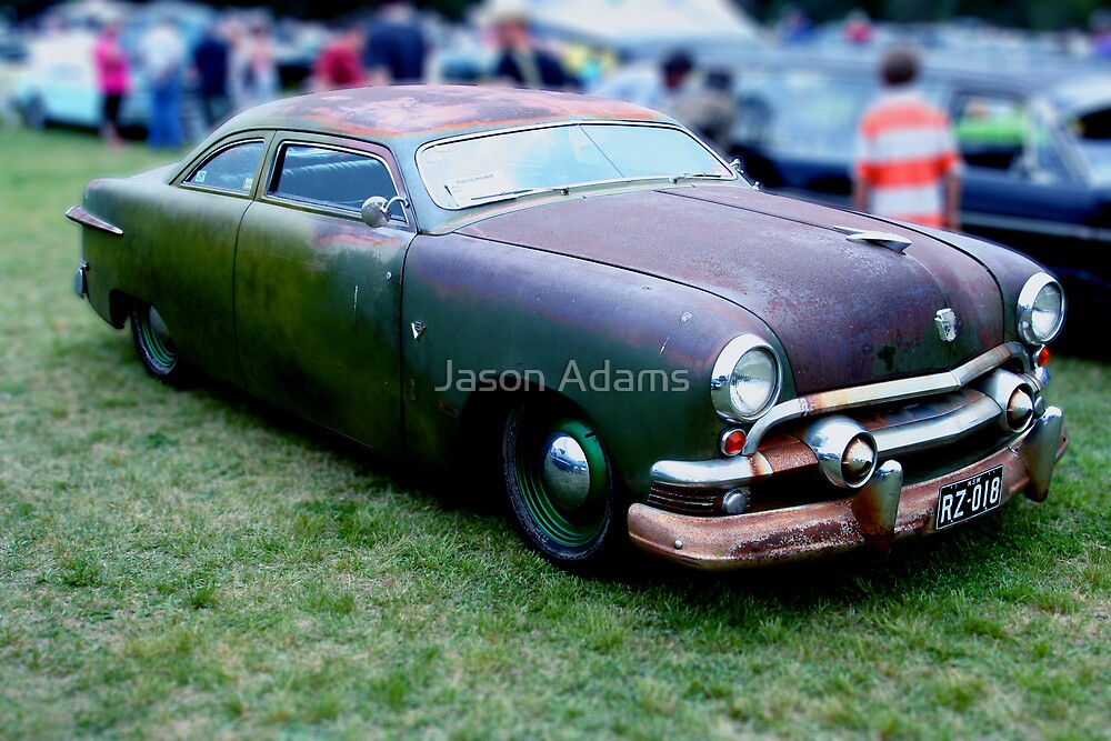 The 51 Ford by Jason Adams