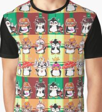 Toby in Hats Graphic T-Shirt