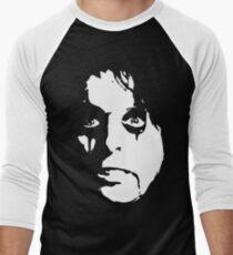 Prince Of Shock Rock Men's Baseball ¾ T-Shirt