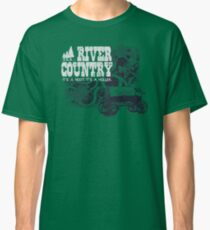 River Country - It's a Hoot It's a Holler! Classic T-Shirt