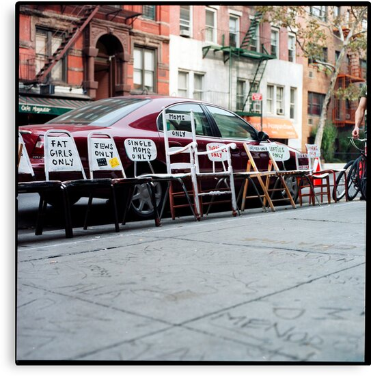 New York by grayscaleberlin