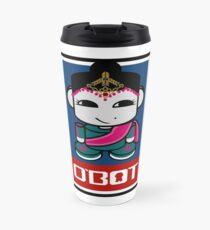 Kata O'BABYBOT Toy Robot 2.0 Travel Mug