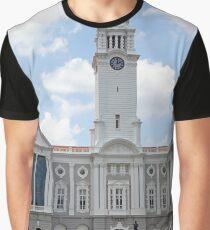 Victoria Memorial Hall Graphic T-Shirt
