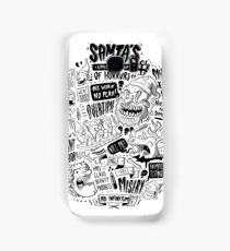 Santa's Little Workshop of Horrors Samsung Galaxy Case/Skin