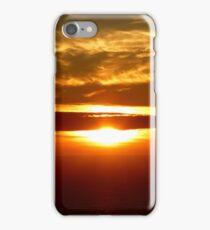 San Francisco Sunset 1423 iPhone Case/Skin