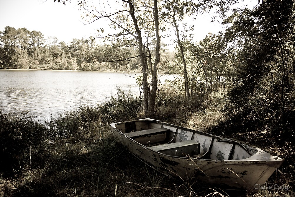 Lake of Memories II by Chase Cody