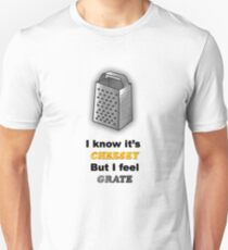 Cheese Grater Unisex T-Shirt