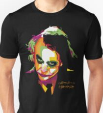 Heath Ledger - All My Love Unisex T-Shirt