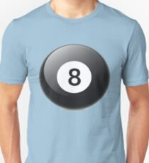 8 Ball Prostate Cancer Prevention Shirt Unisex T-Shirt