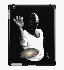 Salty Bae Salts a Galaxy into Creation iPad Case/Skin