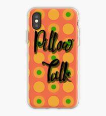 Pillow Talk Circles iPhone Case