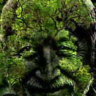 The Green Man! by brianjarvis