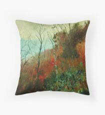In the wood (charlier) Throw Pillow