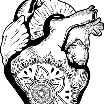 Black Heart Design by AppRise