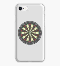 Dart Board iPhone Case/Skin