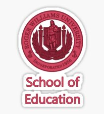 School of Education Sticker