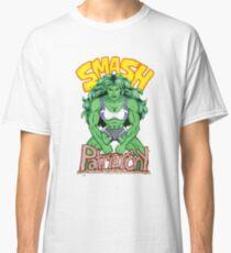 She-Hulk: Smash Patriarchy Classic T-Shirt