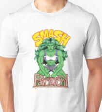 She-Hulk: Smash Patriarchy Unisex T-Shirt