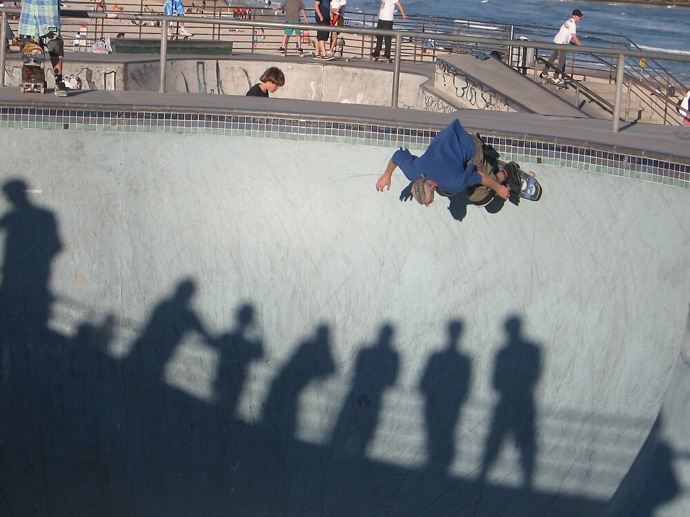 Skater by Suzie Shaw