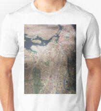 Scale-Model Manhattan, Bronx, New York City Unisex T-Shirt