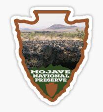 Mojave National Preserve arrowhead Sticker