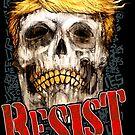RESIST  by saintdevil