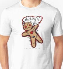 Voodoo Love Doll Unisex T-Shirt