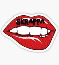 SKRAPPA - Bite Me Sticker