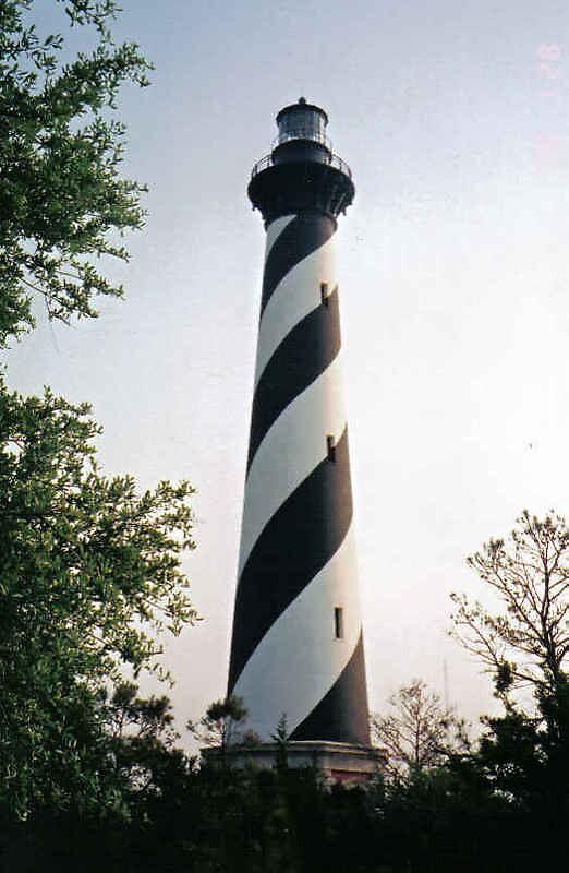 Cape Hatteras Lighthouse by Kimberly D. Allen