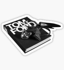 i don't pop molly i rock tom ford Sticker