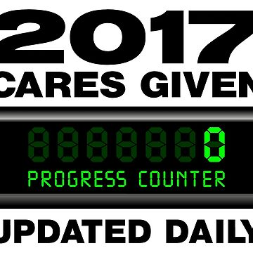 2017 Cares Given by Alienxpres51